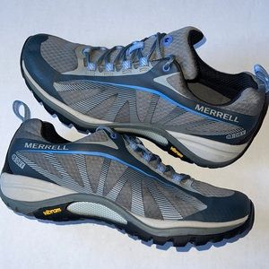 Women's Merrel's DRY  vibrant hiking shoe